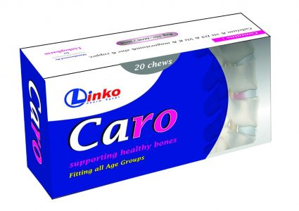 Caro calcium supplement
