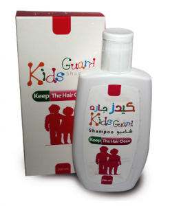 Kids Guard shampoo